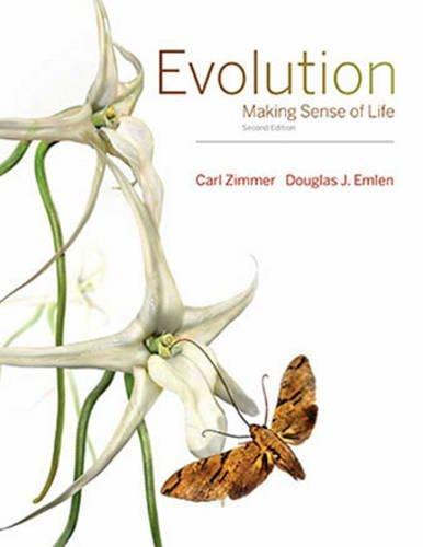 Evolution: Making Sense of Life by Carl Zimmer (2012-08-17)