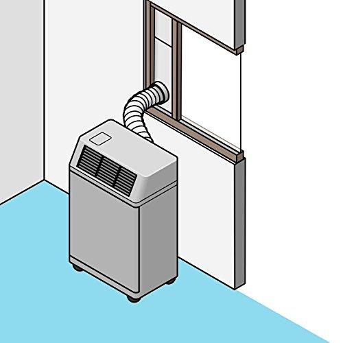 29 99 40 klarstein fensterabdichtung fr klimaanlage dichtungsset fr schiebefenster. Black Bedroom Furniture Sets. Home Design Ideas