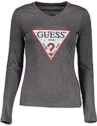 e8bf7a4bca5b Amazon.co.uk: Guess - Tops, T-Shirts & Blouses / Women: Clothing