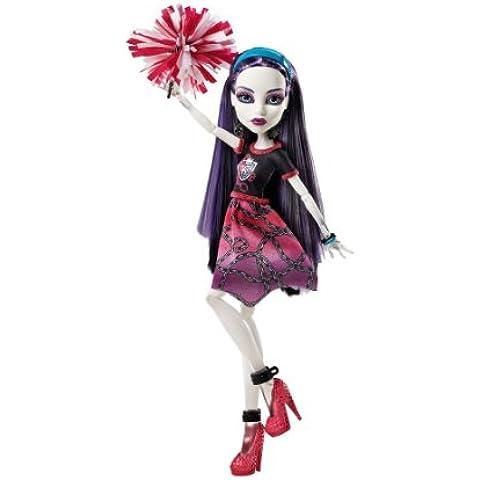 Monster High - Muñecas Asustadoras: Spectra (Mattel BDF10)