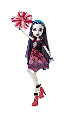 Mattel Monster High BDF10 - Monster-Fan Spectra Vondergeist, Puppe (Monster High Puppen Deuce)
