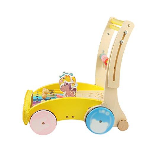 Baby-Wanderer Baby-Wanderer / 1-2 Jahre alte Baby-Multifunktions-Walker / um Rollover Walker zu verhindern / kann den Speed Walker anpassen