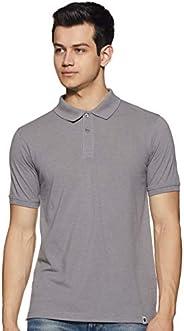 Amazon Brand - Symbol Men's Solid Regular fit