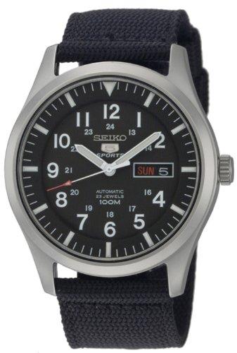 Seiko - Herren Armbanduhr SNZG15K1_1