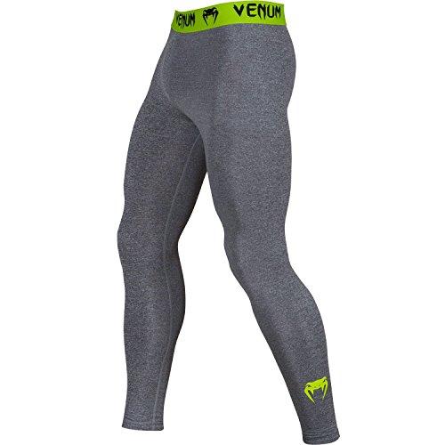 Pantalones de compresión para hombre Venum Contender 2,0 Gris gris ja