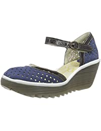 FLY London Yude646fly, Sandales  Bout ouvert femme