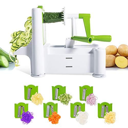Masthome - Cortador en espiral para verduras