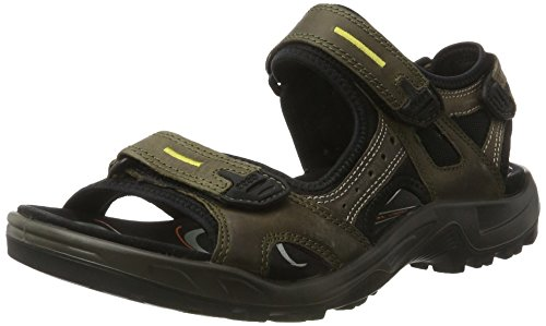ECCO Men's Offroad Tarmac Sandals, Tarmac/Moon Rock (TARMAC/MOON ROCK56396), 7.5 UK (41...