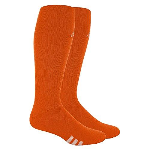 Rivalität Field OTC Socke (2er Pack), unisex, Team Orange/White (Crew Pack Basketball 2 Sock)