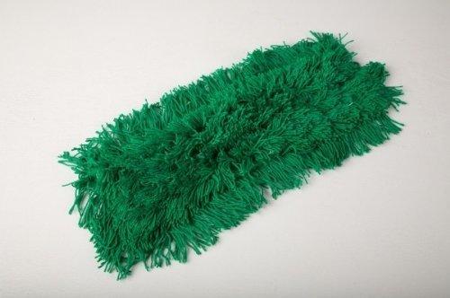 Ersatz 40 cm (16 Zoll)-STAUB- Control Wischmop Bodenwischer Wischbezug-Acryl sweeper head grün, Contico DB4RHGN (16in Ersatz)