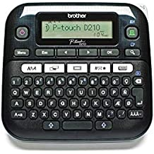 Brother P-touch D210VP Beschriftungsgerät für Zuhause und das Homeoffice