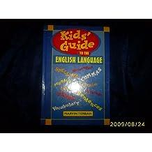 Kids' guide to the English language