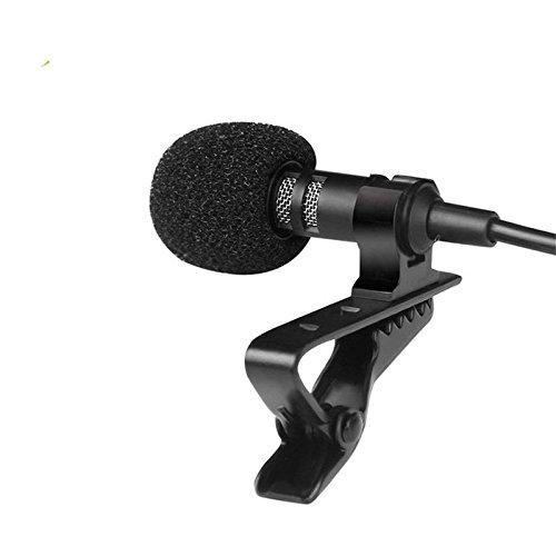 Y1Cheng Auriculares Bluetooth Mini Jack DE 3 5 Mm Abrazadera De Micrófono...