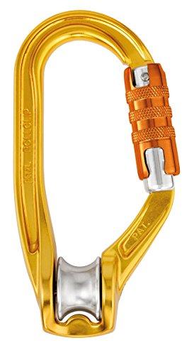 Poulie-mousqueton Rollclip Triact-Lock Petzl
