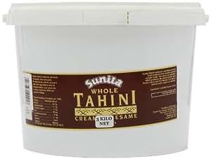 Sunita Whole Tahini Creamed Sesame 3 Kg