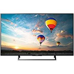 "Sony KD-49XE8096 - Televisor 49"" 4K HDR LED con Android TV (Motionflow XR 400 Hz, 4K X-Reality PRO, pantalla TRILUMINOS, Wi-Fi), negro"