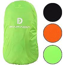 Fafada Nylon Rucksack Regenschutz Regenhülle Raincover für Backpack 15-55L