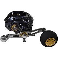 Daiwa LEXA-HD300XSL-P Test Hyper Speed Baitcasting Fishing Reel, 12-20 lb, Black by Daiwa