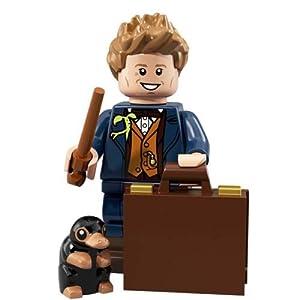 Brixplanet Lego 71022 - Minifigures Animali Fantastici - Newt Scamander  LEGO