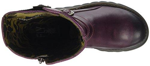 Fly London Seca860fly, Bottes Femme Violet (Purple)