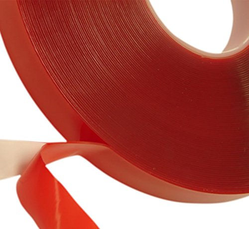 Bapna Double Sided Clear Acrylic Structural Glazing Tape 10 mm X 11 meter