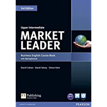 Market Leader 3rd Edition Upper Intermediate Coursebook with DVD-ROM and MyLab Access Code Pack