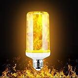 Flamme Glühbirne