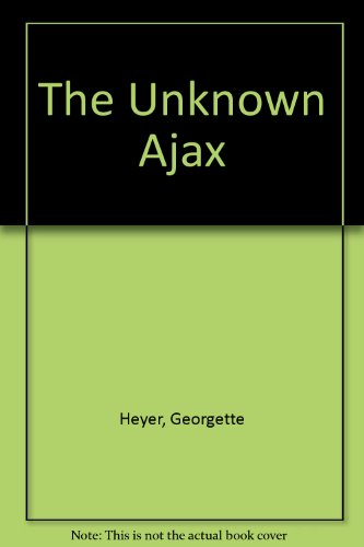Book cover for The Unknown Ajax