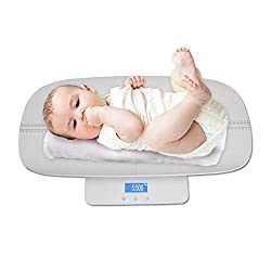 Italish Electronic Baby and Toddler Scale also usable as flat scales for children