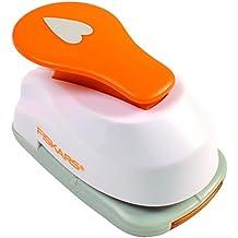 Fiskars 1004644 - Perforadora de figuras corazón