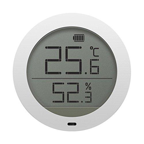 Lookthenbuy - Termómetro higrómetro Sensor Temperatura