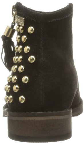 Les Tropeziennes par M. Belarbi Bella, Boots fille Noir (Noir/Or)