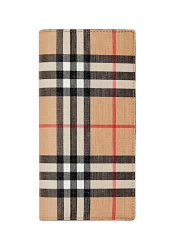 Burberry portafoglio continental cavendish 80166131 vintage check