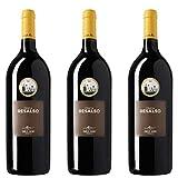 Finca Resalso Vino Tinto Magnum - 3 Botellas - 4500 ml