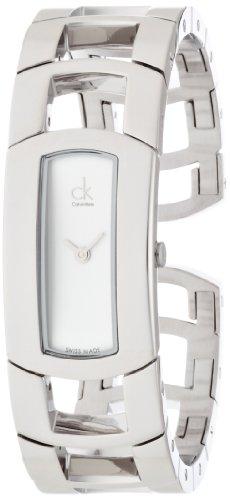 Calvin Klein - K3Y2M116 - Montre Femme - Quartz Analogique - Bracelet Acier Inoxydable Argent