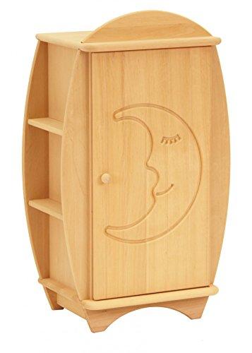 Schrank mit Mond aus Holz - Qualität in Perfektion