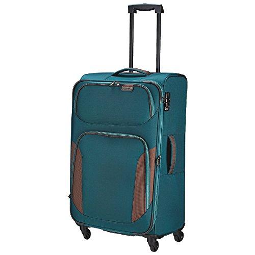 Rollenwagen Trolley (Travelite Koffer Computer zu Roulette, grün (Grün) - 2077041)