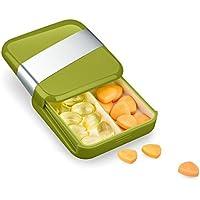 Kleine Pillendose für Eine Woche zeitgesteuerte Pillendose mit Mini-elektronischen Smart Pill Box Medizin Erinnerung... preisvergleich bei billige-tabletten.eu