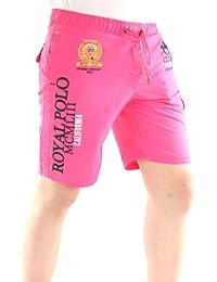 Solamode - Corta garçon - geográfica Noruega - Quoyal - moda - rosa fluo