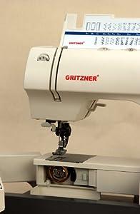 Gritzner 6152-DFT - Máquina de coser
