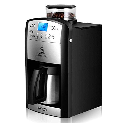 LJSHU Automatische Kaffeemaschine Home Konzentrierte Schleifer Soja Milchmaschine