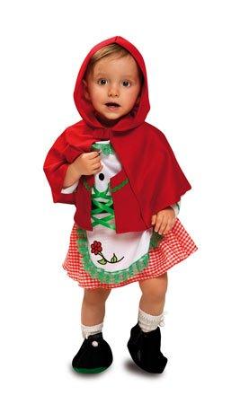 My-Other-Me-Disfraz-de-beb-Caperucita-para-nia-Viving-Costumes