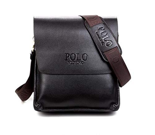 XHCP Männer Tote Tasche Schultertasche Business Crossbody Rucksack Lässige Handtasche Tragetasche Für Tablet Geldbörse Mit Verstellbarem Schultergurt -
