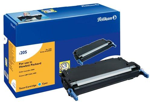 Preisvergleich Produktbild Pelikan Kassette Toner cyan 6000 Seiten Color LaserJet 3800