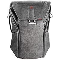 Peak Design Everyday Backpack 30L Charcoal Foto-Rucksack für DSLR- und DSLM-Kameras (dunkelgrau)