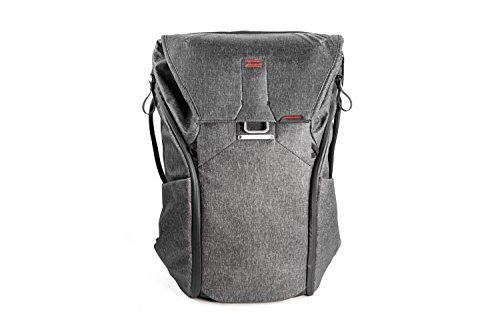 Peak Design Everyday Backpack Backpack Charcoal - Camera Cases (Backpack case, Universal, Notebook compartment, Charcoal)
