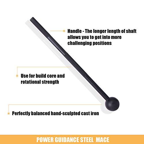 Zoom IMG-3 power guidance steel mace bell