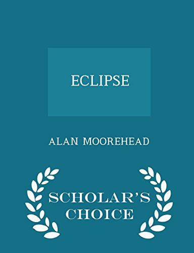 Eclipse - Scholar