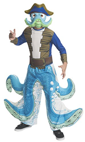 Skylanders Wash Buckler Child Costume Small