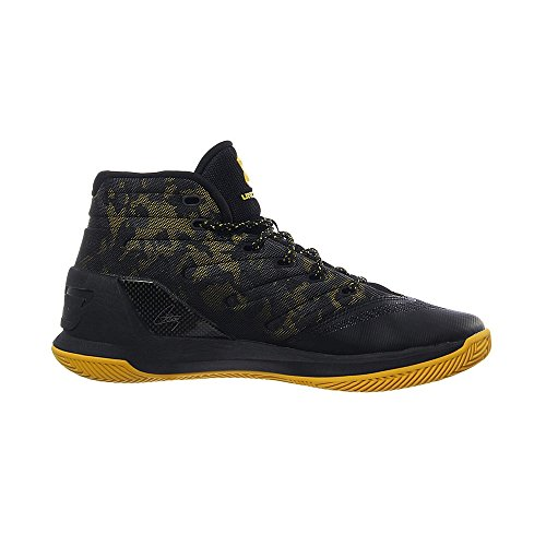 Under Armour Curry 3 Synthétique Baskets black